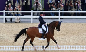 Mitt Romney's horse Rafalca