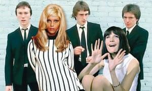 The Jam, Nancy Sinatra and Sandie Shaw