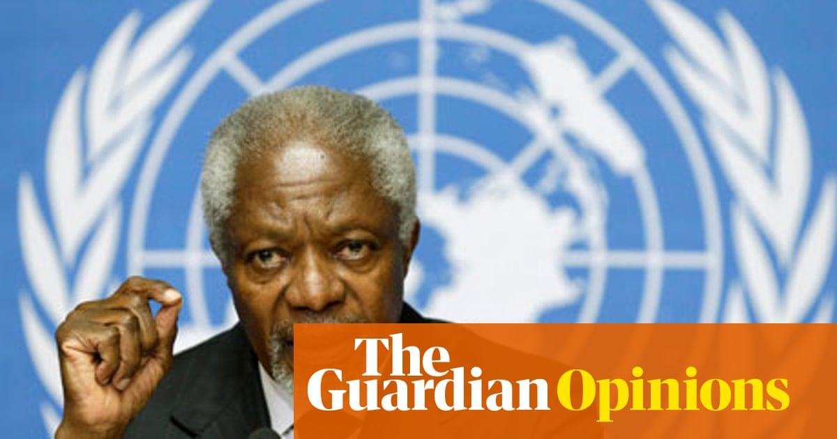 Kofi Annan S Resignation Is No Surprise His Syria Peace