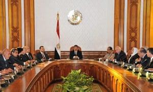 Mohamed Morsi appoints new cabinet