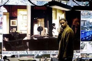 Tony Scott: Denzel Washington in Deja Vu (2006)
