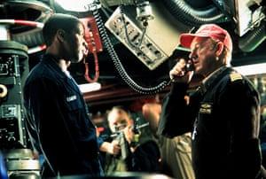 Tony Scott: Denzel Washington, Gene Hackman in Crimson Tide (1995)