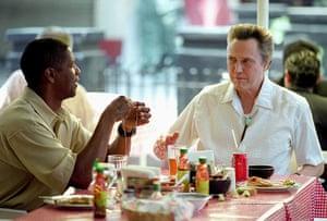 Tony Scott: Denzel Washington & Christopher Walken in Man On Fire (2004)