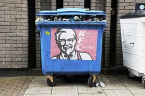 See No Evil: KFC