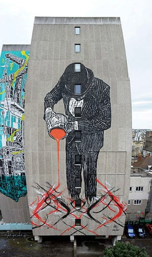 See No Evil: Nick Walker and She-One