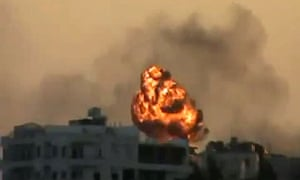 Shelling of Aleppo