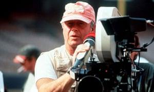 Tony Scott filming