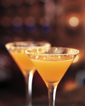Gatsby cocktails: Sidecar cocktail