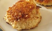 National Cookbook recipe crab cakes