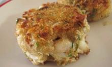 Rick Moonen recipe crab cakes
