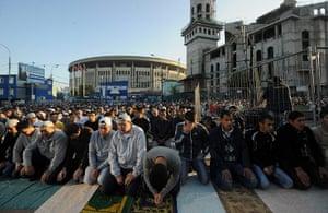 eid al-fitr day 3: Moscow Muslims celebrate Eid al-Fitr
