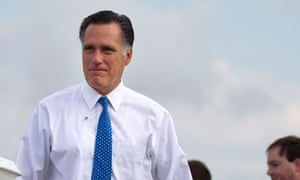Mitt Romney in New Orleans