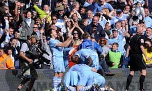 ITV man city premier league