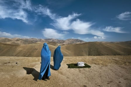 Afghanistan women's lives in exhibition at Newcastle | UK news | The Guardian