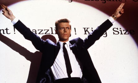 David Bowie in Absolute Beginners
