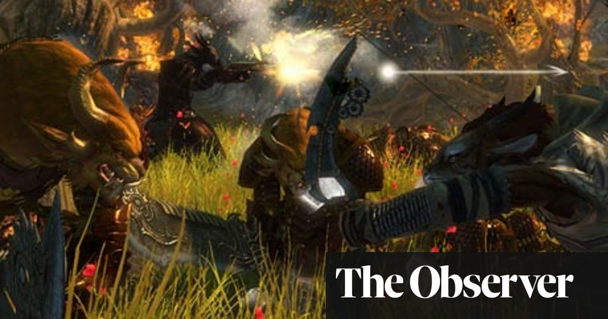 Guild Wars 2 – review | Games | The Guardian