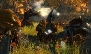 Guild Wars 2 Review 2020.Guild Wars 2 Review Games The Guardian