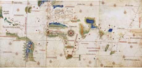 The Cantino Planisphere (1502)