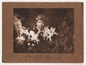 Alice and the Fairies: Alice and the Fairies, July 1917.