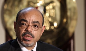 Meles in Cairo 2012