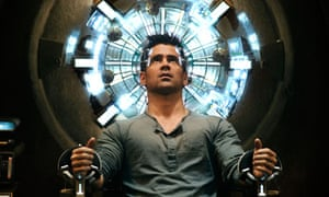 Quaid (Colin Farrell) in the new Total Recall