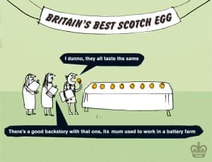 modern toss britain's best scotch egg