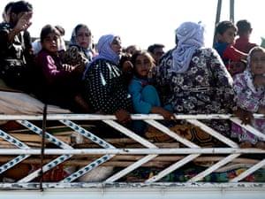 Syria refugees Turkey