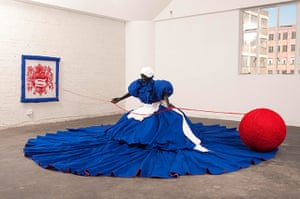 Mary Sibande: The work of south African artist Mary Sibande