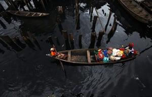 Adolphus: Makoko slum in Lagos, Nigeria
