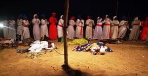 Adolphus: All night supplication in Barbeach, Lagos