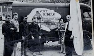 Surfing 50th anniversary