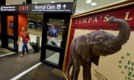 RNC 2012 - Tampa International Airport