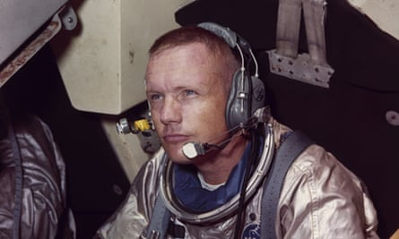 (FILE PHOTO) Neil Armstrong dies at 82