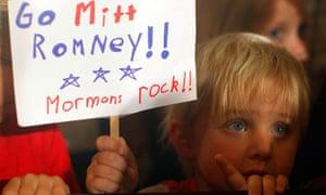 mitt romney mormons