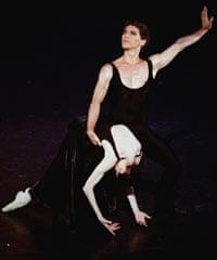 Richard Cragun performing in 1995