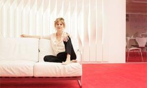 Amanda Levete, architect