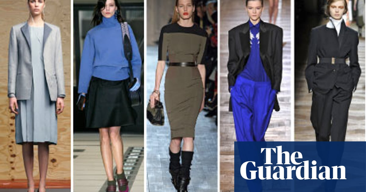 How Designers Are Changing What We Wear To Work Fashion The Guardian