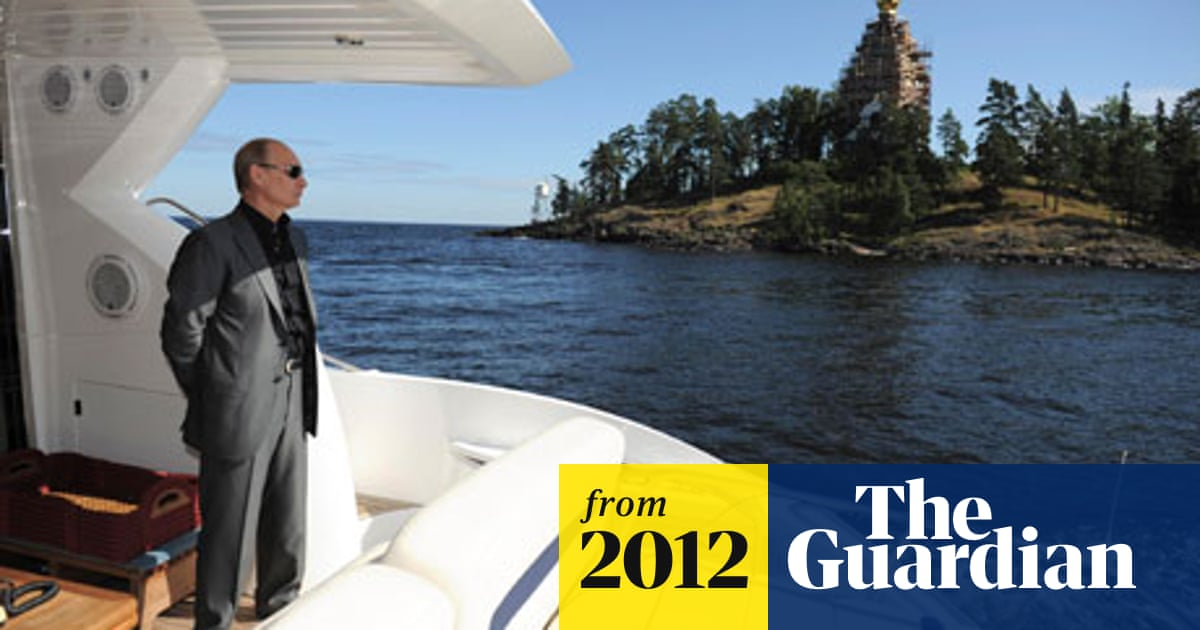 Vladimir Putin Galley Slave Lifestyle Palaces Planes And A 75 000 Toilet Vladimir Putin The Guardian