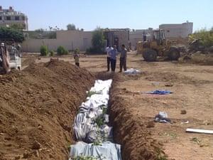 Daraya massacre Syria