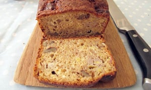 How to cook perfect banana bread life and style the guardian felicitys perfect banana bread forumfinder Gallery