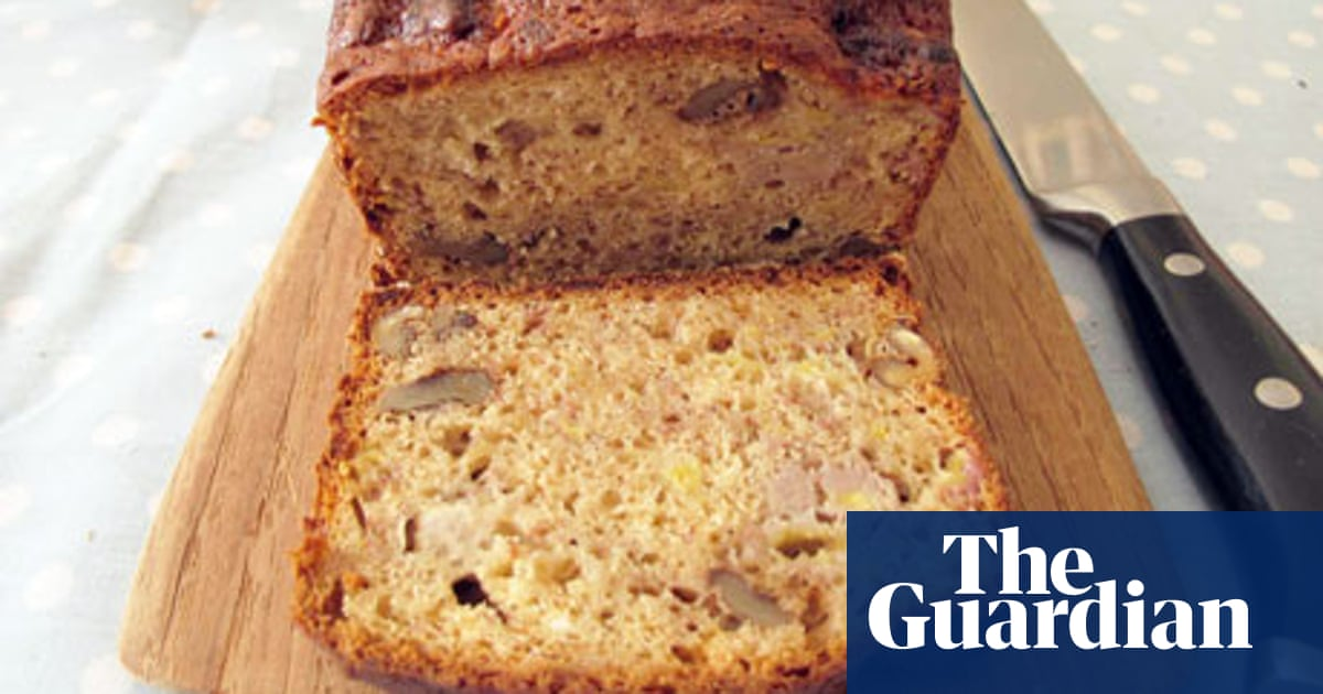 How to cook perfect banana bread   Food   The Guardian