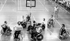 GNM Archive Paralympics: Wheelchair basketball