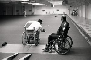 GNM Archive Paralympics: Bowls at the Stoke Mandeville Games 1975