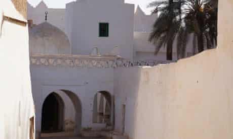 ghadames mosque libya