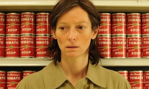 Tilda Swinton in We Need To Talk About Kevin