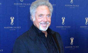 Q&A: Tom Jones | Life and style | The Guardian