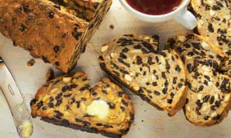Sherry raisin bread