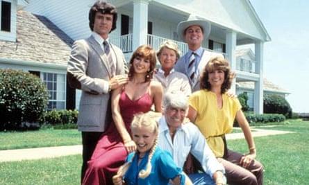 Dallas cast season 1