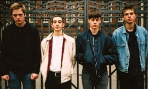 Iceage and the rightwing accusations that won't go away | Music