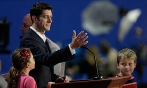 Paul Ryan at the RNC